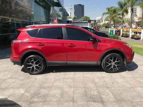 Toyota Rav4 5p Se L4/2.5 Aut 2017 Crédito