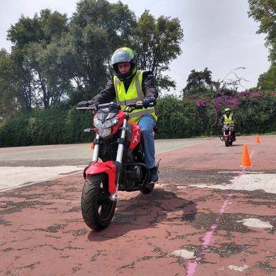 Manejo Básico Para Motocicleta