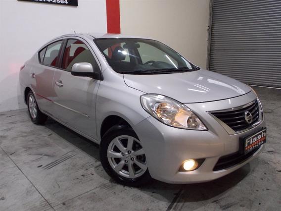 Nissan Versa 1.6 Sl 2013 Completo