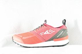 Tenis Para Correr De Mujer Pirma Running Salmon 654