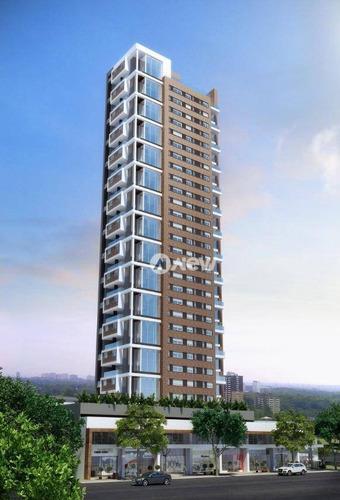 Imagem 1 de 30 de Apartamento Com 3 Dormitórios À Venda, 193 M² Por R$ 1.987.900,00 - Mauá - Novo Hamburgo/rs - Ap2744