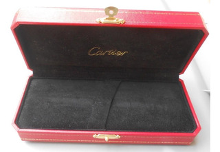 Estuche Caja De Pluma Cartier Original Cost0046 Con Envio