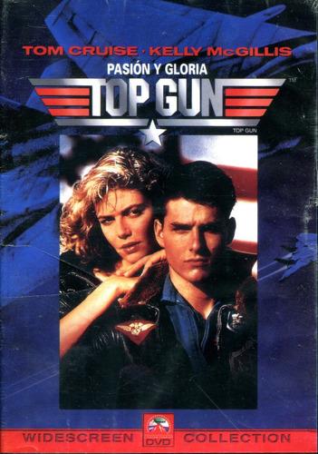 Dvd Top Gun Pasion Y Gloria ( To Gun ) 1986 - Tony Scott