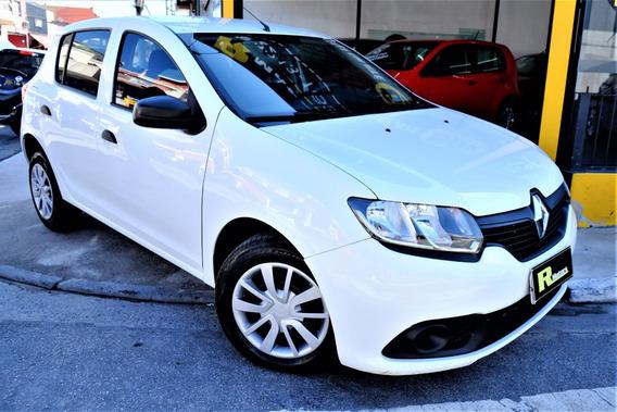 Renault Sandero 1.0 2018 Top S/entrada