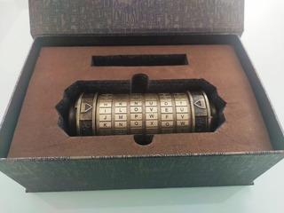 Criptex Cerradura De Código Da Vinci Romántico Desde Mexico