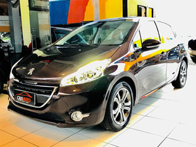 Peugeot 208 1.6 16v Griffe Flex Aut. 5p 2015