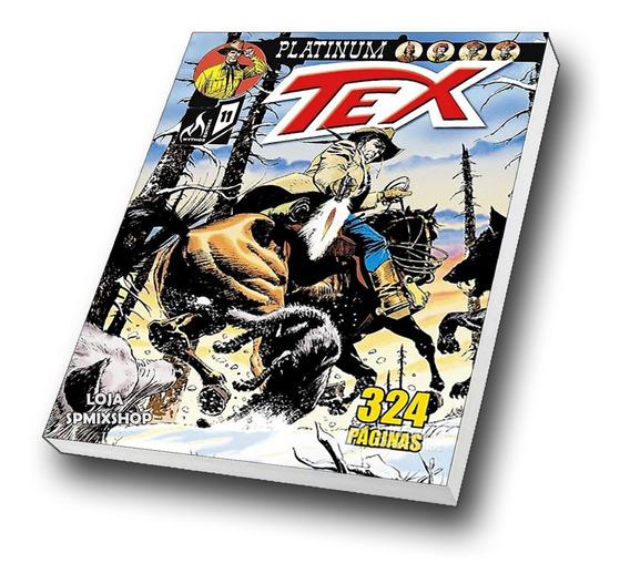 Tex Platinum Edição 11 - Novo E Lacrado