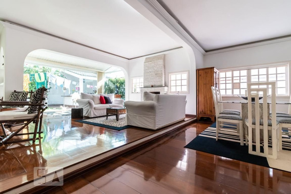 Casa Em Condomínio Mobiliada Com 4 Dormitórios E 2 Garagens - Id: 892954079 - 254079