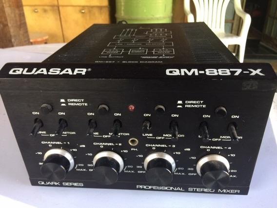 Mixer Quasar Qm-887-x