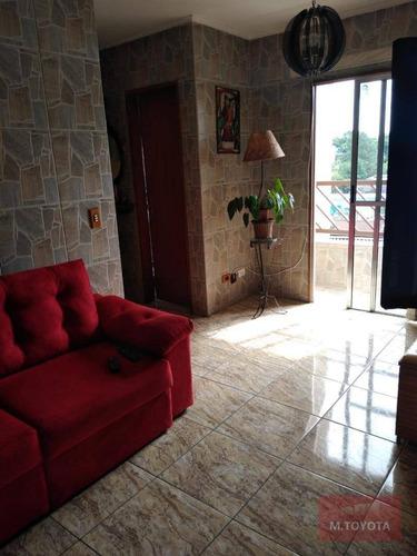 Imagem 1 de 14 de Apartamento Com 2 Dormitórios À Venda, 57 M² Por R$ 185.000,00 - Jardim Iporanga - Guarulhos/sp - Ap0042