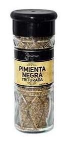 Pimienta Negra Triturada Pontino 48.00 Gramos