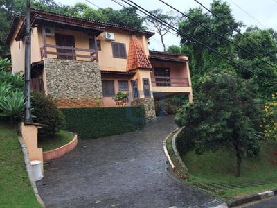 Casa Em Condomínio De Alto Padrão-locação Ou Venda-valinhos - Ca0287