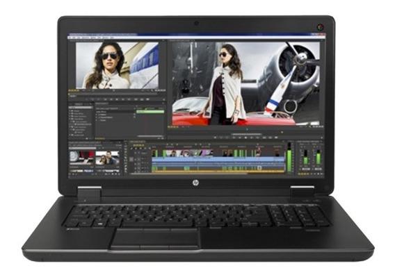 Notebook Hp Zbook G2 I7 Ssd 250gb + Hd 480gb 32gb Video 2gb