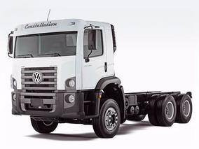 Volkswagen 26-280 Constellation Advantech, Con Motor Man D08