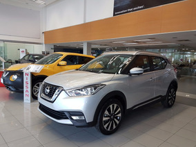 Nissan Kicks Exclusive Cvt 2017 Precio Especial +pague Enero