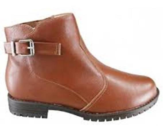 Bota Vizzano Ankle Boot Feminina 3054100