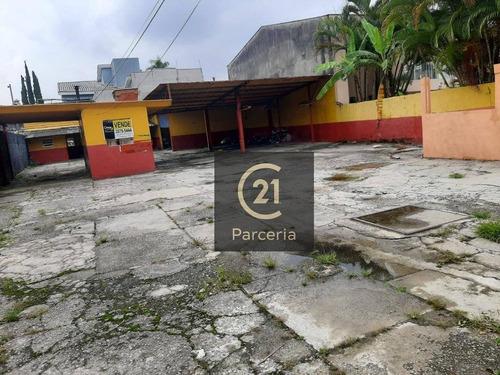 Terreno 540 M2 Av Ibirapuera R$ 4.400.000 Venda Aceita Propostas - Te0148