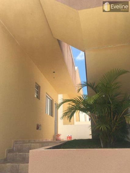 Casa Com 2 Dorms, Vila São Paulo, Mogi Das Cruzes - R$ 149.000,00, 46m² - Codigo: 246 - V246