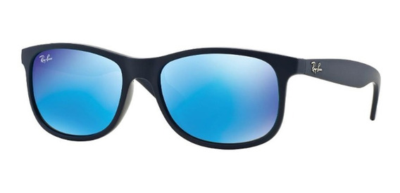 Óculos De Sol Ray Ban Andy Original Rb4202 6153 55 Tam.55