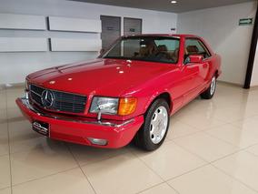 Mercedes Benz 560 Sec 1990