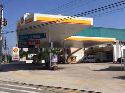 Posto De Gasolina Combustivel Shell