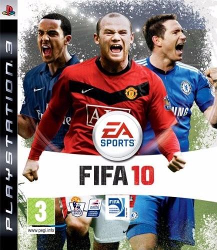 Fifa Soccer 2010 Ps3 - Mídia