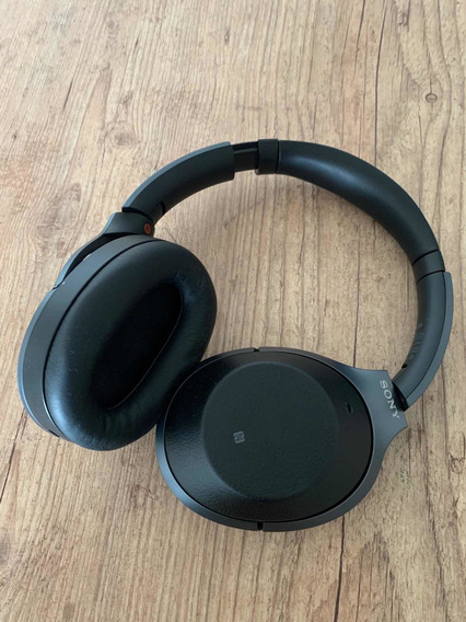 Fone Sony Wh-1000xm2 Com Noise Cancelling Headphone