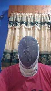Mascara Careta De Esgrima