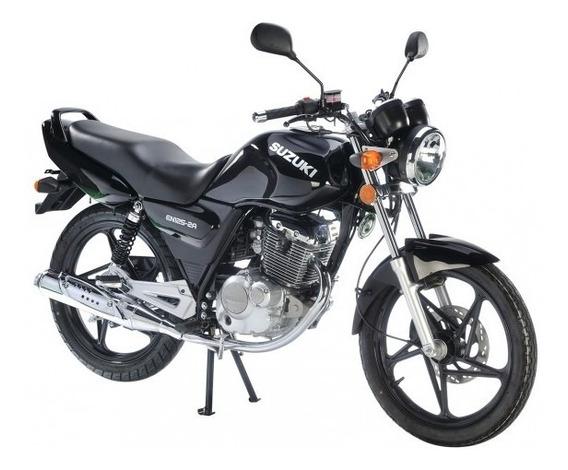 Suzuki En 125 2a 0km Zeta Motos
