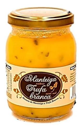 Imagem 1 de 1 de Manteiga Com Trufa Branca 200g