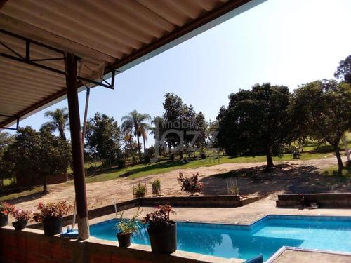 Ótima Chácara À Venda, 8000 M² Por R$ 650.000 - Jardim Buru - Salto/sp - Ch0271