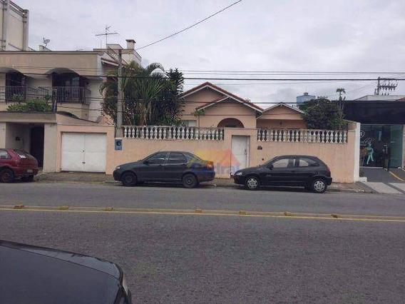 Casa Com 4 Dormitórios Para Alugar, 289 M² Por R$ 5.000/mês - Centro - Mogi Das Cruzes/sp - Ca0361