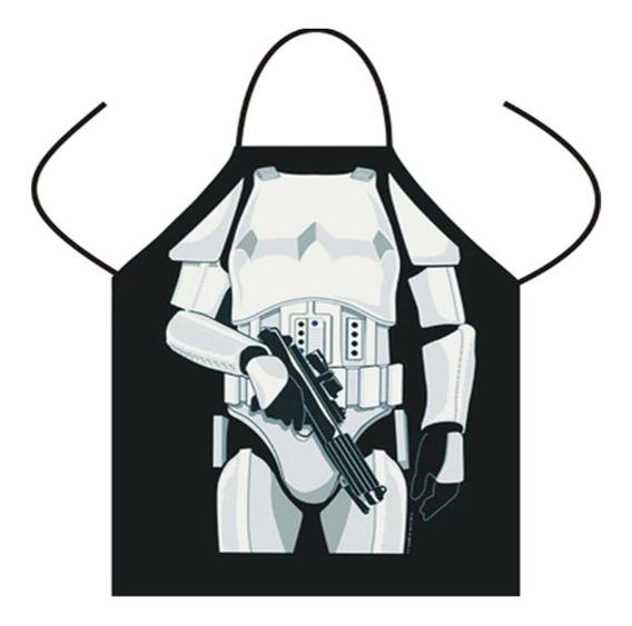 Mandil Trooper Star Wars, Para Super Chefs. Envío Incluido.