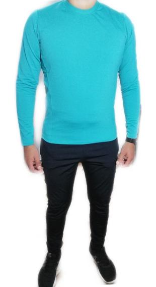 Conjunto Camiseta Y Pantalón Térmico Trumph