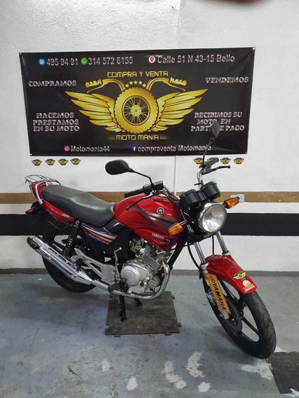 Yamaha Libero 125 Mod 2016 Al Dia Traspaso Incluido.