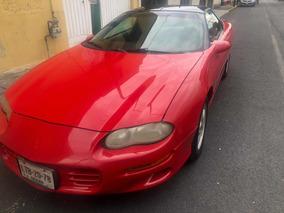 Chevrolet Camaro Hachback 6vel Lujo Piel Cd Z28 At 1998