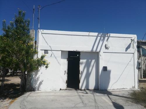 Bodega Con Oficina En Renta. Centro La Paz, B.c.s( Minimo 1 Año)