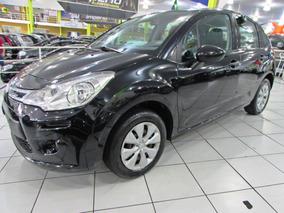 Citroën C3 1.5 Origine Flex 5p 2014 Completo 52000 Km