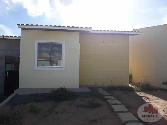 Casa Em Condomínio Com 02 Dormitório(s) Localizado(a) No Bairro Santo Antonio Dos Prazeres Em Feira De Santana / Feira De Santana - 4631
