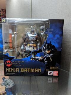 S.h. Figuarts Tamashii Nations Bandai Batman Ninja -asgard -