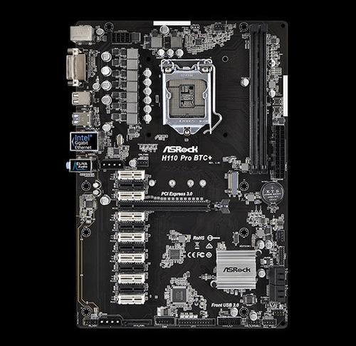 ASRock H81 Pro BTC R2.0 512MB DDR3-SDRAM Scheda Madre