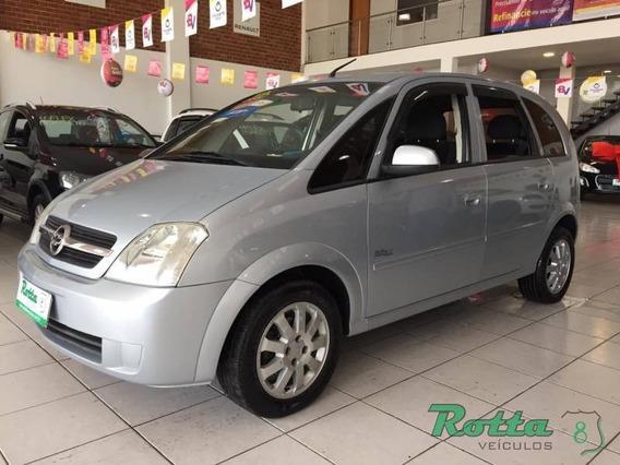 Chevrolet Meriva Maxx 1.8 - Prata - 2006