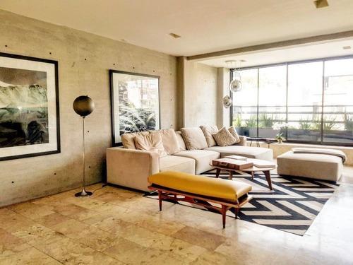 Ph Con Terraza Privada En Edificio Pequeño