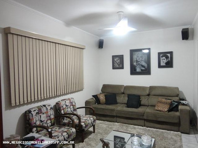 Casa Para Venda Em Presidente Prudente, Cohab, 4 Dormitórios, 1 Suíte, 3 Banheiros, 2 Vagas - 593516