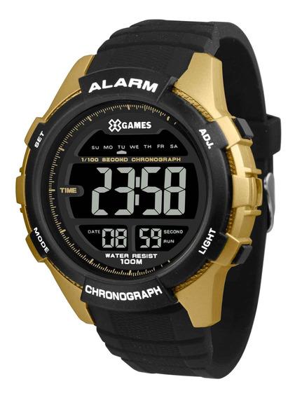 Relógio X Games Masculino Xmppd538 Pxpx Preto - Refinado