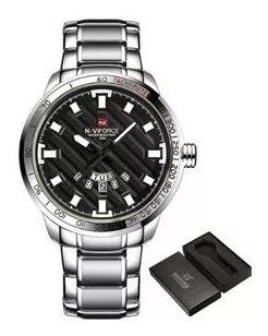 Relógio Naviforce Militar - Original E Barato - Mod 9090