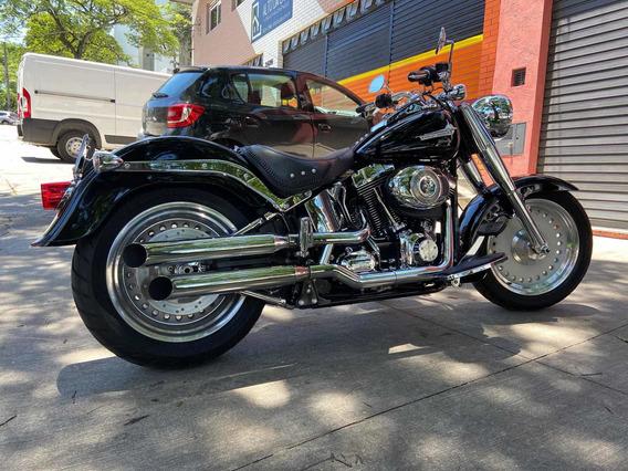 Harley-davidson Fat Boy Igual Zero Km Ipva 2020 Pago
