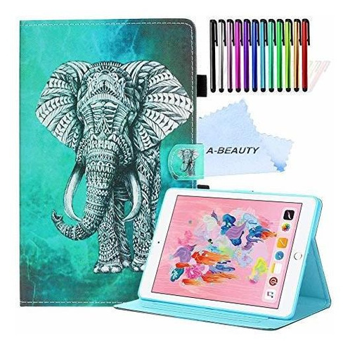 Imagen 1 de 8 de A-beauty iPad 10.2 Estuche, Estuche Para iPad 7ma Generacion