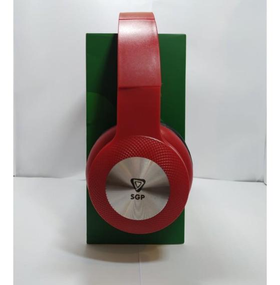 Fone De Ouvido Com Fio - Headphone Extra Bass - Sgp