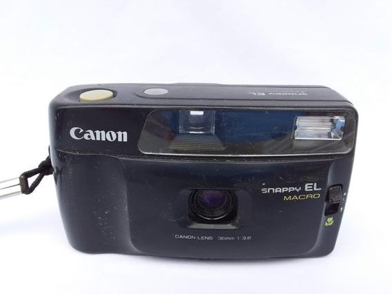 Câmera Fotográfica Canon (cod.4796)